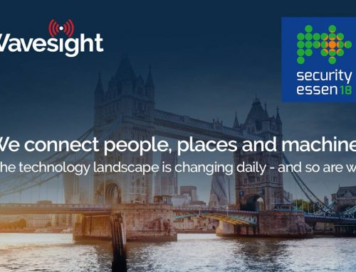 Wavesight is pleased to participate at Security Essen 2018