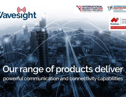 Wavesight participates with Nukleas Consortium at ISE London on the 3rd and 4th of Dec 2019